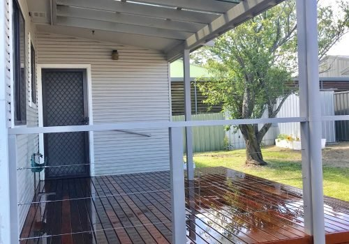 Blake Smith Building - Decks and Pergolas